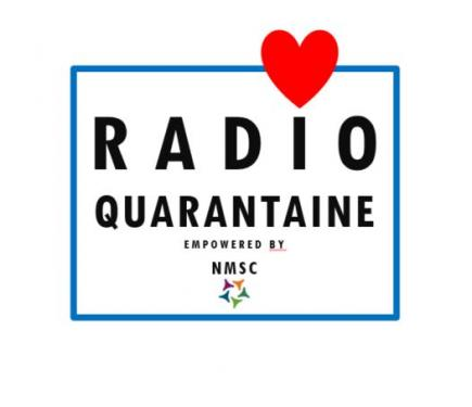 Radio Quarantaine goes LIVE!
